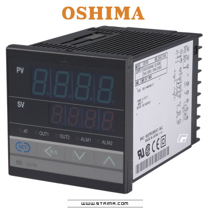 Thermostat for OP-1600L fusing press - DZ0203 OSHIMA