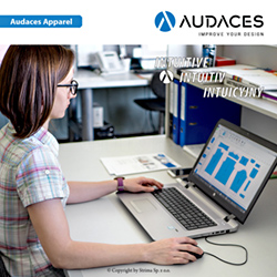 Audaces Apparel - Pattern Design / Marker Making Standard - лицензия пользователя