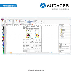 Audaces Idea - лицензия пользователя - AUDACES Idea