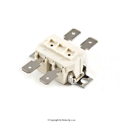 Safety thermostat 165 C for SATURNINO new model