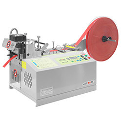 Automatic cold & hot knife cutting machine (right angle)