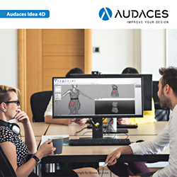 Audaces Idea 4D - лицензия пользователя - AUDACES IDEA 4D