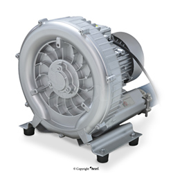 Vacuum turbine for TEXI MP 210x100 - TEXI MP VACUUM