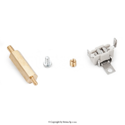 Thermal fuse, universal set for DUE EFFE irons: Jolly, Due-N, Apripiega, America, electronic
