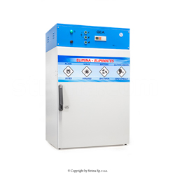Ozone sanitizing cabinet, mini