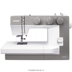Janome 1522 Light Grey - Anniversary Edition